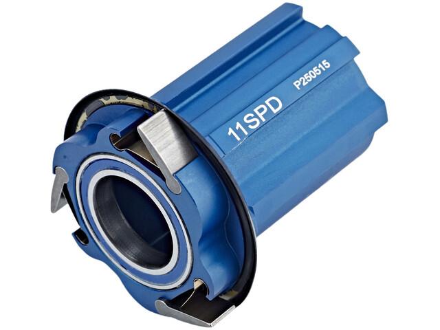 Zipp Kit de rueda libre - para buje 188 V8/V9 - Campagnolo 11 velocidades azul